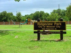 Houston, Harris County and Missouri City parks closed down