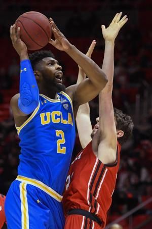 Bernard jump starts UCLA to 69-58 win over Utah