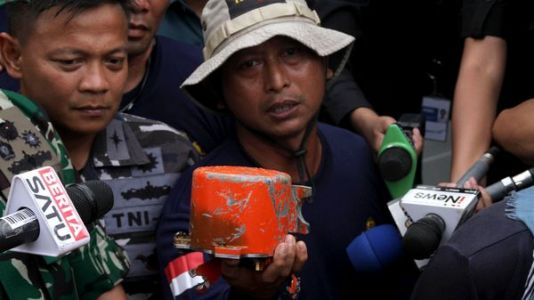 Cockpit Voice Recorder Recovered From Lion Air Crash