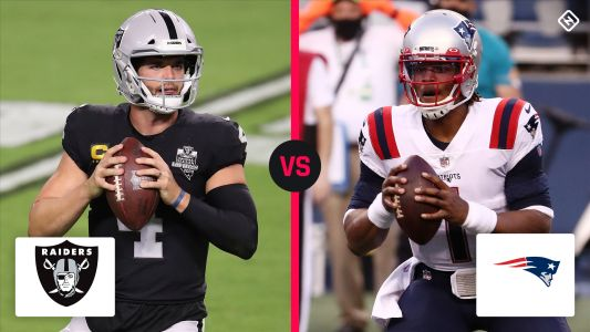 What channel is Patriots vs. Raiders on today? Time, TV schedule for Week 3 NFL game