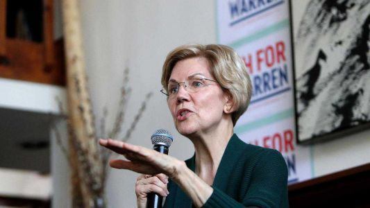 Democratic presidential candidate Elizabeth Warren: 'Get rid of the Electoral College'