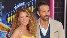 Blake Lively And Ryan Reynolds Appear To Be Expecting Their Third Child