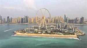 Bluewaters in Dubai boasts of residential, hospitality, lifestyle, leisure and entertainment spaces