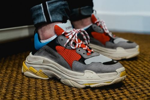 Balenciaga Confirms Triple S Is Now Made in China