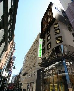 IHG to open a dual-branded Hotel Indigo and Holiday Inn in the heart of Melbourne's retail district