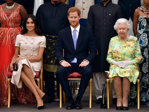 Meghan and Harry's split with the royal family is a healthy example of 'creating the life you want,' a therapist said
