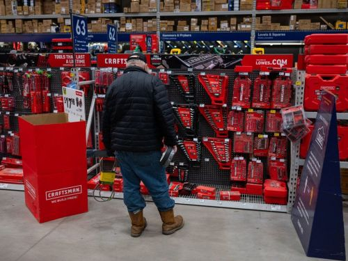 Lowe's CEO says shoppers are shelling out big for DIY home improvement projects, but contagion fears have meant hard times for pro contractors