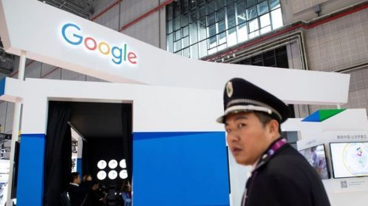 'We're Taking A Stand': Google Workers Protest Plans For Censored Search In China