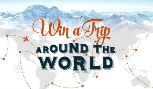 Win a Trip Around the World Contest