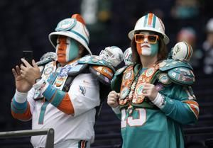 The Latest: NFL has OT game for 6th straight week
