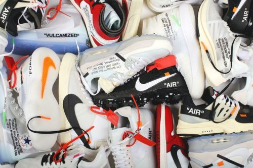 "Here Is the Official Virgil Abloh x Nike ""The Ten"" SNKRS Release Schedule"