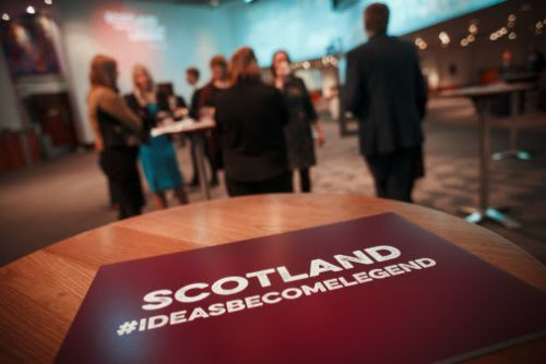VisitScotland: Ideas have the possibility to create change