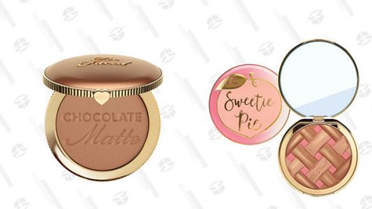 Beauty Lovers, TooFaced Is Having A Sale On Bronzers, Highlighters, And Blushes For Today Only