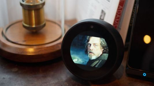 Here's the First Discount Ever on Amazon's Adorable Echo Spot