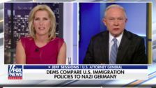 Jeff Sessions: DOJ Not Like The Nazis Because They Were Trying To Keep 'Jews From Leaving'
