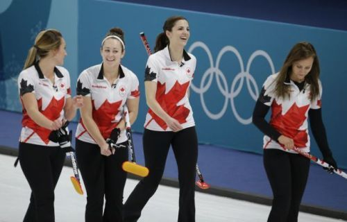 Hard conversations and comfort from family help Team Homan rebound to score first victory