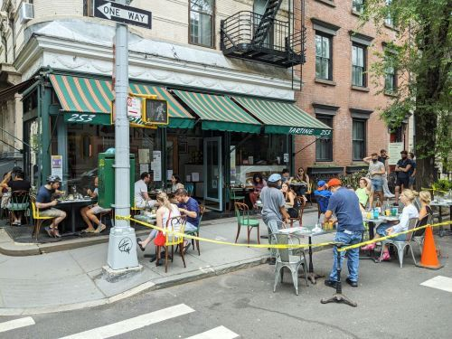 More Uncertainty Looms for Bars and Restaurants