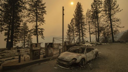 Death Toll In California Wildfires Climbs To At Least 31