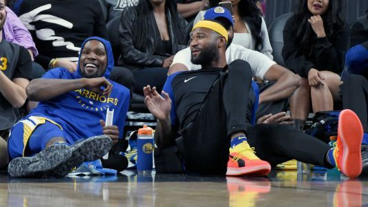 Kevin Durant, DeMarcus Cousins injury updates: Warriors stars expected to play at 'some point' in NBA Finals