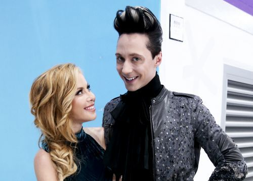 Johnny Weir Will Do Anything With Tara Lipinski - Except Exercise