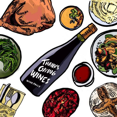 20 Fantastic Thanksgiving Wines