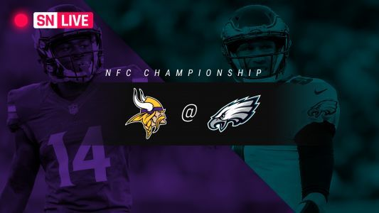 Vikings vs. Eagles: Live updates from NFC championship game