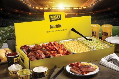 Dickey's Barbecue Pit is Offering Big Deals for the Big Game