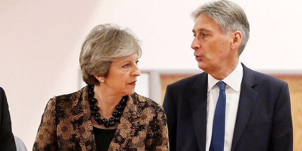 Why Philip Hammond's 'Brexit budget' will fail to save Theresa May's government