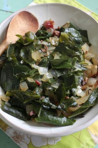 The Best, Most Flavorful Way to Cook Collard Greens