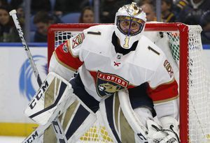 Panthers snap 5-game skid with 4-1 victory over Sabres