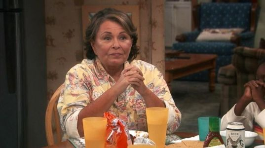 'Roseanne' showrunner responds to criticism of Roseanne Barr's political views: 'Nobody is making anybody watch the show'
