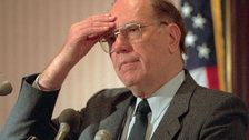 Lyndon LaRouche, A Political Conspiracy Theorist From A Different Era, Dead At 96