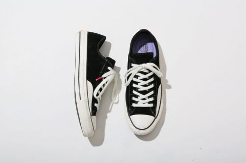 """Converse Collaborates with Three Brands for New """"Black Pack"""""""