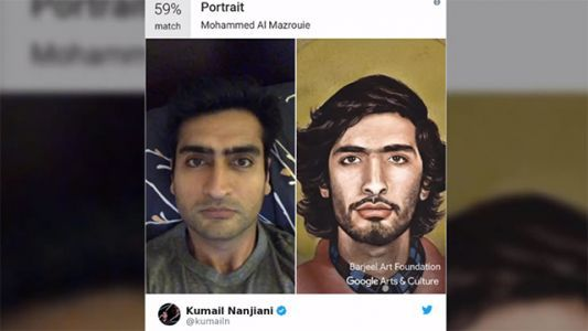 Google app finds museum doppelgängers for selfie-takers around the world
