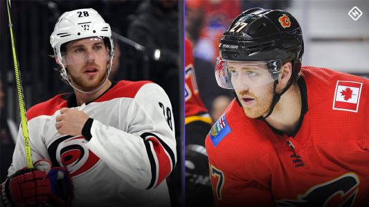 Flames, Hurricanes complete 5-player blockbuster with Dougie Hamilton, Elias Lindholm