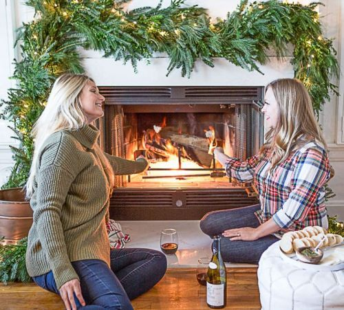 Cozy up to a Fireside Picnic