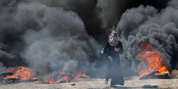 The internet is offended at The New York Times' description of deaths and violence amid protests on the Gaza border