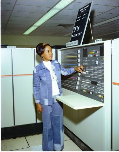 The Trailblazing Human Computer Who Represented a New Age of Working Women