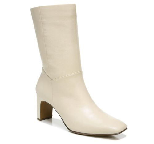 My Favorite White Boots Are On Sale Now & They Go With Literally Everything
