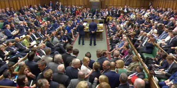 Breaking: Theresa May faces off Brexit rebels in dramatic 'meaningful vote' Commons showdown