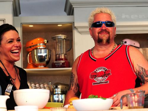 Rachael Ray and Guy Fieri Give Big to Food Charities, Restaurants, and Service Worker Funds