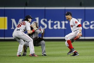 Red Sox clinch 2nd straight playoff berth