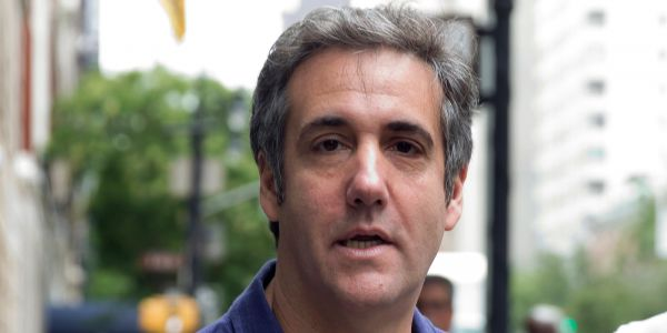 Michael Cohen reportedly balked at paying off Stormy Daniels until the 'Access Hollywood' tape was released - and that could cut through his and Trump's defense