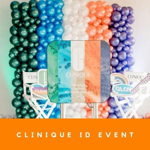 Clinique iD Event