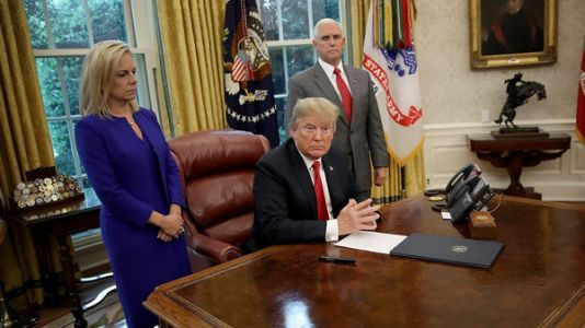 Trump Executive Order On Family Separation: What It Does And Doesn't Do
