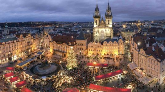 Way Beyond Christmas Markets: Savor Unique Holiday Traditions on a European Staycation