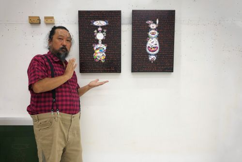 Takashi Murakami Talks Inspiration Behind Gagosian Hong Kong Exhibit & New Work