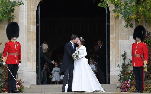 All the incredible photos from Princess Eugenie and Jack Brooksbank's royal wedding