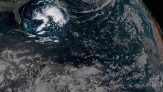 Andrea, Atlantic season's 1st named subtropical storm, forms