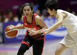 Unified Korean women's basketball team wins at Asian Games